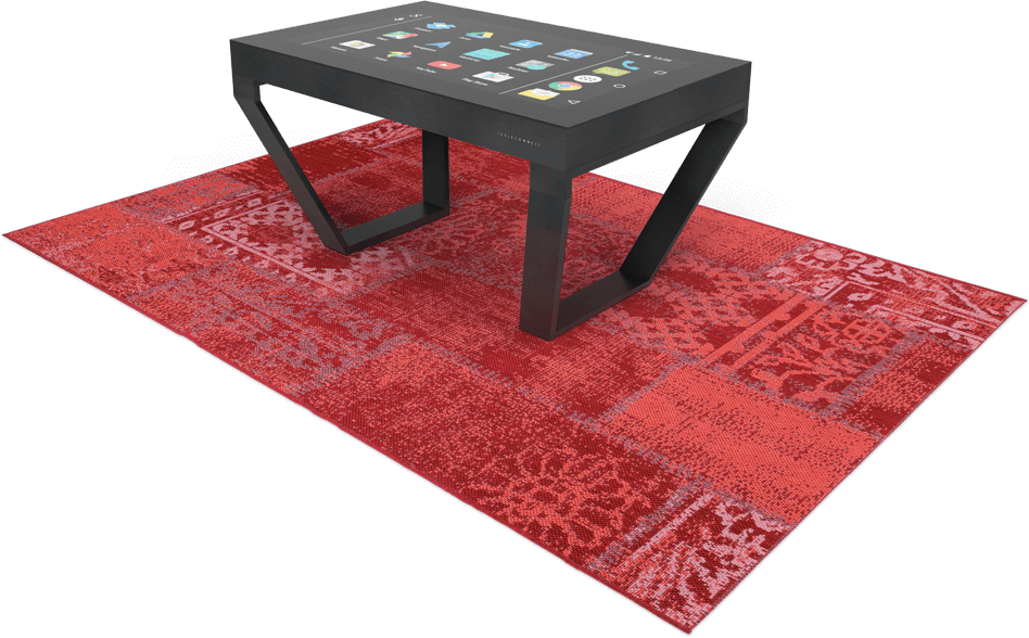 Side Table Opruiming.Touch Table 32 Inch Smart Coffee Table Tableconnect